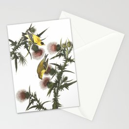 Goldfinch And Thistle Stationery Cards