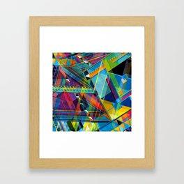 Heave Ho_J Series 235 Framed Art Print