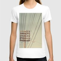 the wire T-shirts featuring wire by erinreidphoto