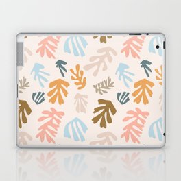 Seaweeds and sand Laptop & iPad Skin
