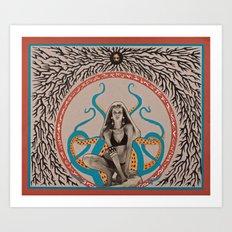 Nashmandur Art Print
