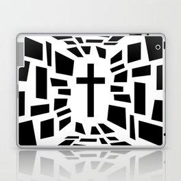 Christian Cross Laptop & iPad Skin