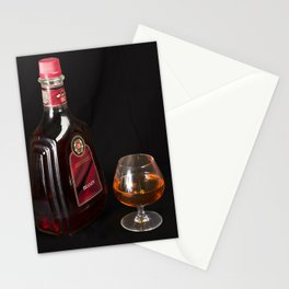 A Little Nip - Brandy Stationery Cards