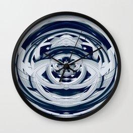 Alvaro Darker Color Wall Clock