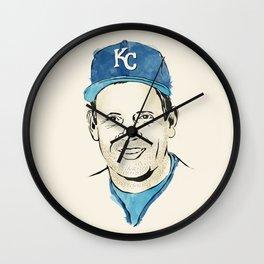 George Brett Wall Clock