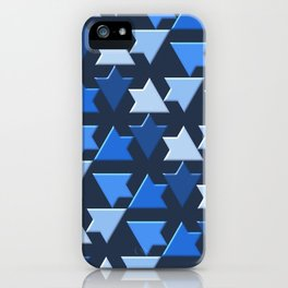 Geometrix 156 iPhone Case