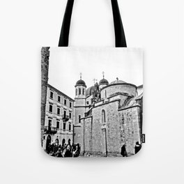 Kotor Square Tote Bag