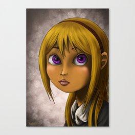 Girls (#4) Canvas Print