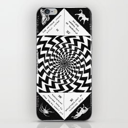 Arcana Fortune Teller iPhone Skin