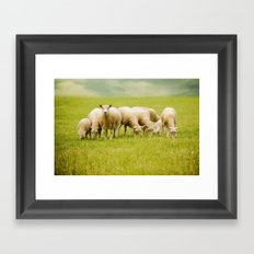 Family ties Framed Art Print