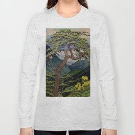 The Downwards Climbing Long Sleeve T-shirt
