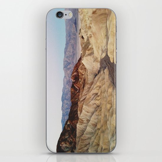 Zabriskie Point iPhone & iPod Skin