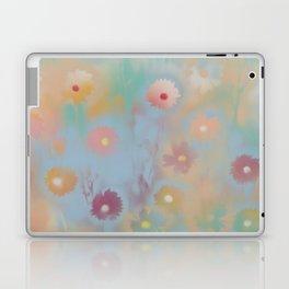 Pastel Daisies Laptop & iPad Skin