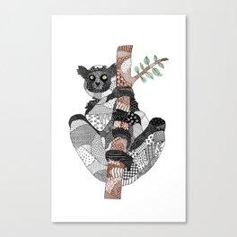 Indri Canvas Print