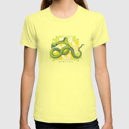 Crucified Serpent T-shirt