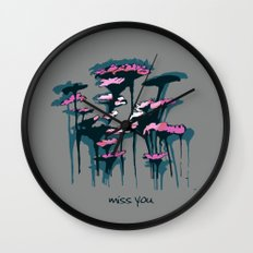 Miss You. Wall Clock