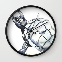 Slow and Steady Wall Clock