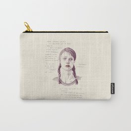 Sliding Doors Carry-All Pouch