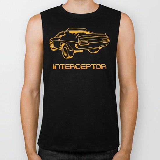 Interceptor Biker Tank