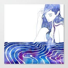Nereid XVI Canvas Print