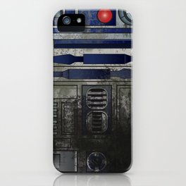 Swamp Droid iPhone Case