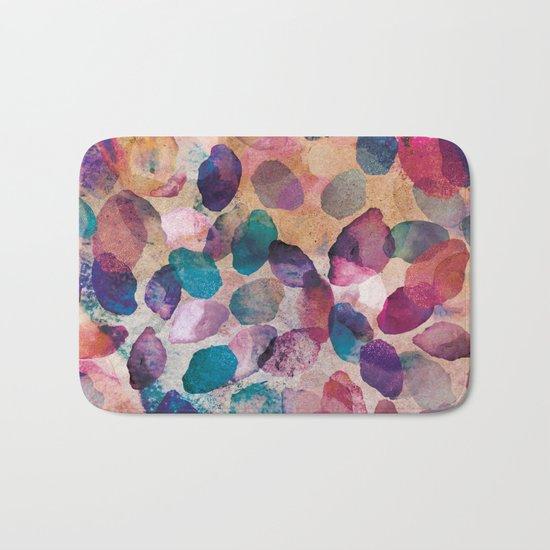 Dazed Crystals Bath Mat