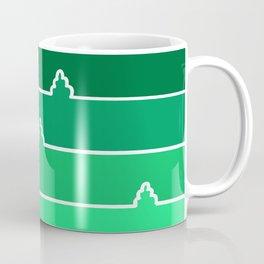 Green Landscape Coffee Mug