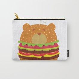 Oso Hamburguesa (Burger Bear) Carry-All Pouch