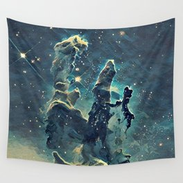 ALTERED Pillars of Creation Wall Tapestry