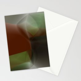 Abstract Composition 223 Stationery Cards