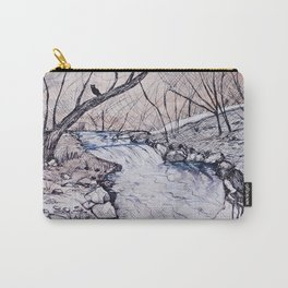 The waters of Nabia Carry-All Pouch