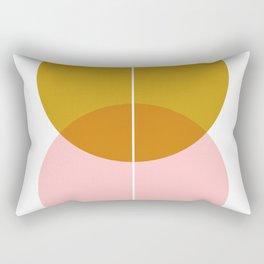 We Were Together. Rectangular Pillow