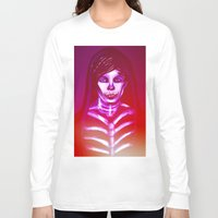 louis Long Sleeve T-shirts featuring Louis by nasalouis