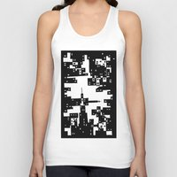 urban Tank Tops featuring Urban by Andready