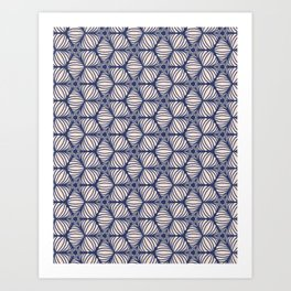 June Blossom Art Print