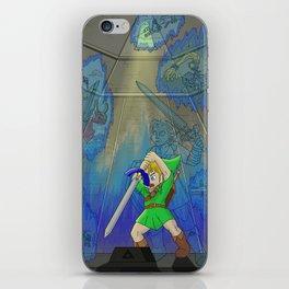 Hero of Courage iPhone Skin