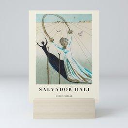 Poster-Salvador Dali-Dream Passage. Mini Art Print