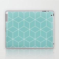 Tiffany Cubes Laptop & iPad Skin