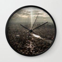 Tokyo View Wall Clock