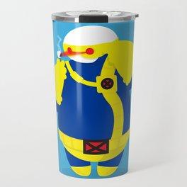 Cyclops x baymax (Cymax) Travel Mug