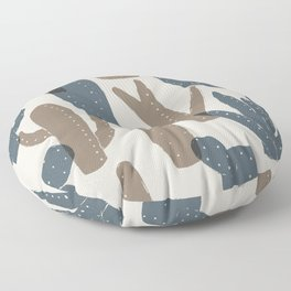 cactus patterns  Floor Pillow