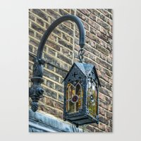 lantern Canvas Prints featuring Lantern by Travelling Dave