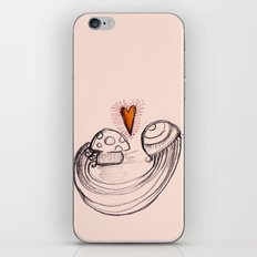 Love is in the air - 2 iPhone & iPod Skin