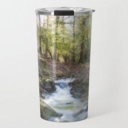 Enchanted Stream Travel Mug