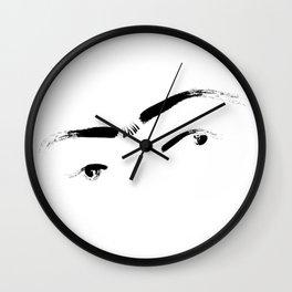 The look of Frida Wall Clock