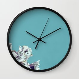 Blue with a hint of... Wall Clock