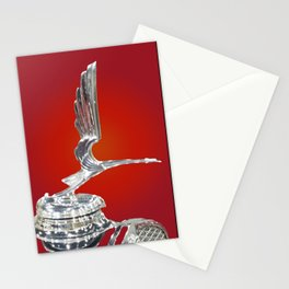 Silver Wings... Stationery Cards