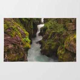 Avalanche Falls Rug