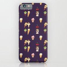 Lil Ice Cream Print iPhone 6s Slim Case