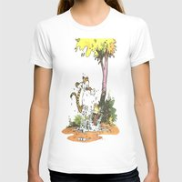 calvin and hobbes T-shirts featuring Calvin n hobbes by TEUFEL_STRITT666